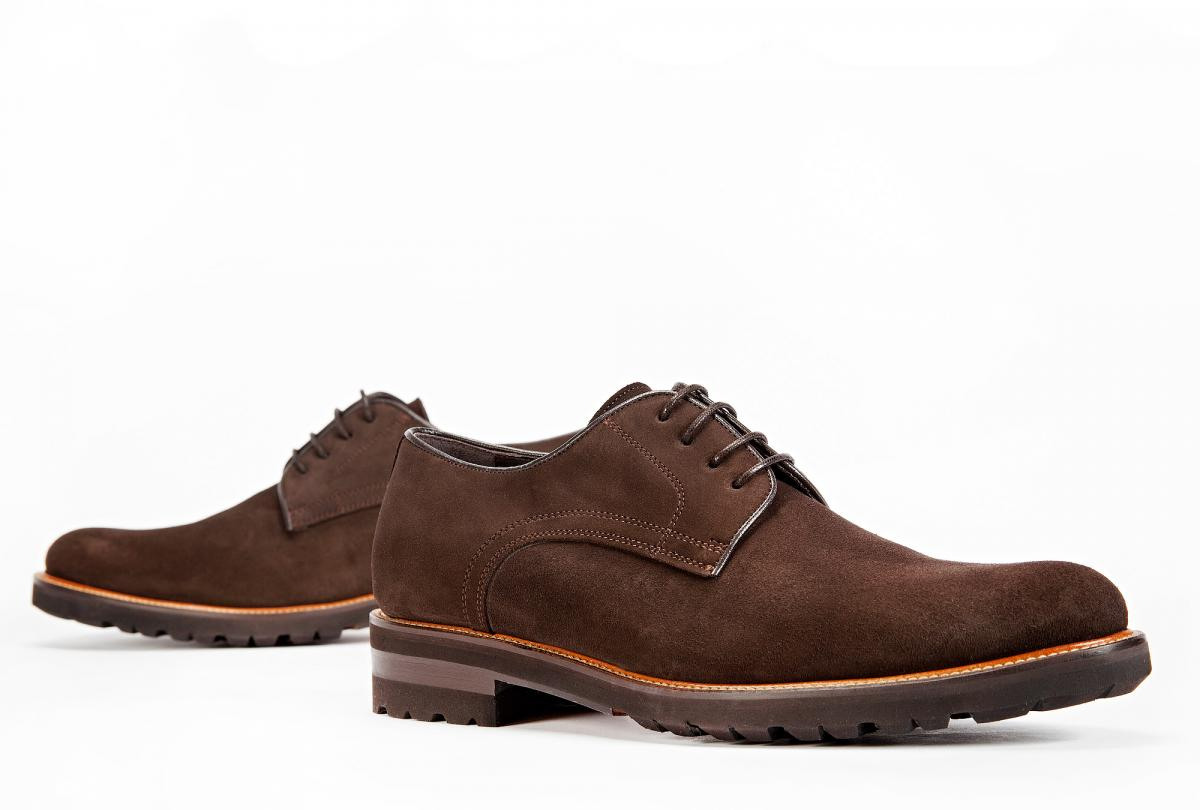 DRESS CASUAL BLUCHER